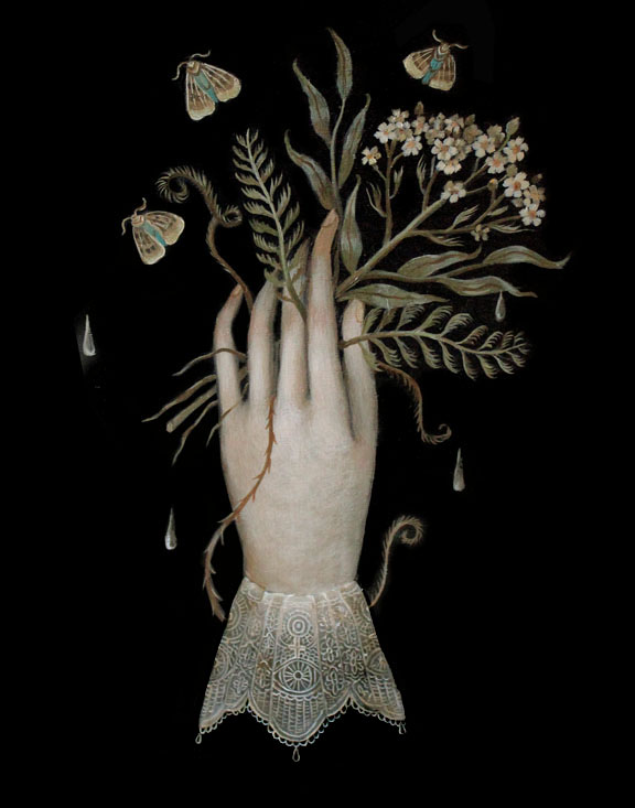 WITH LEAVES OF YARROW, NEVER SORROW