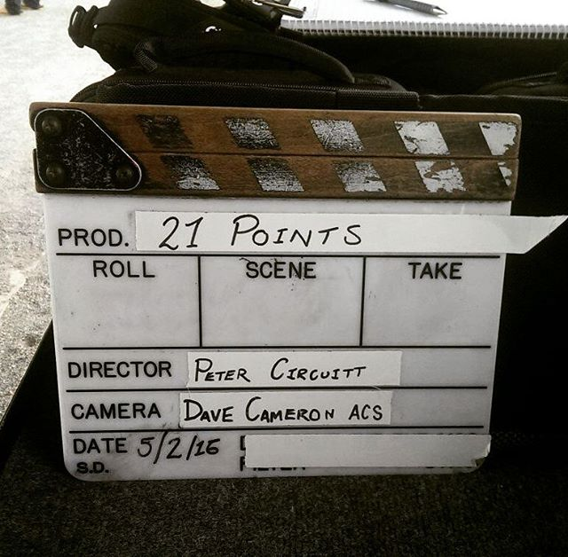 1 year ago today we started filming Twenty One Points... Today we're proud to announce that trailer for the film is just around the corner - Stay tuned!!! #twentyonepointsfilm #studiolocal #bestbuds #oneyearagotoday