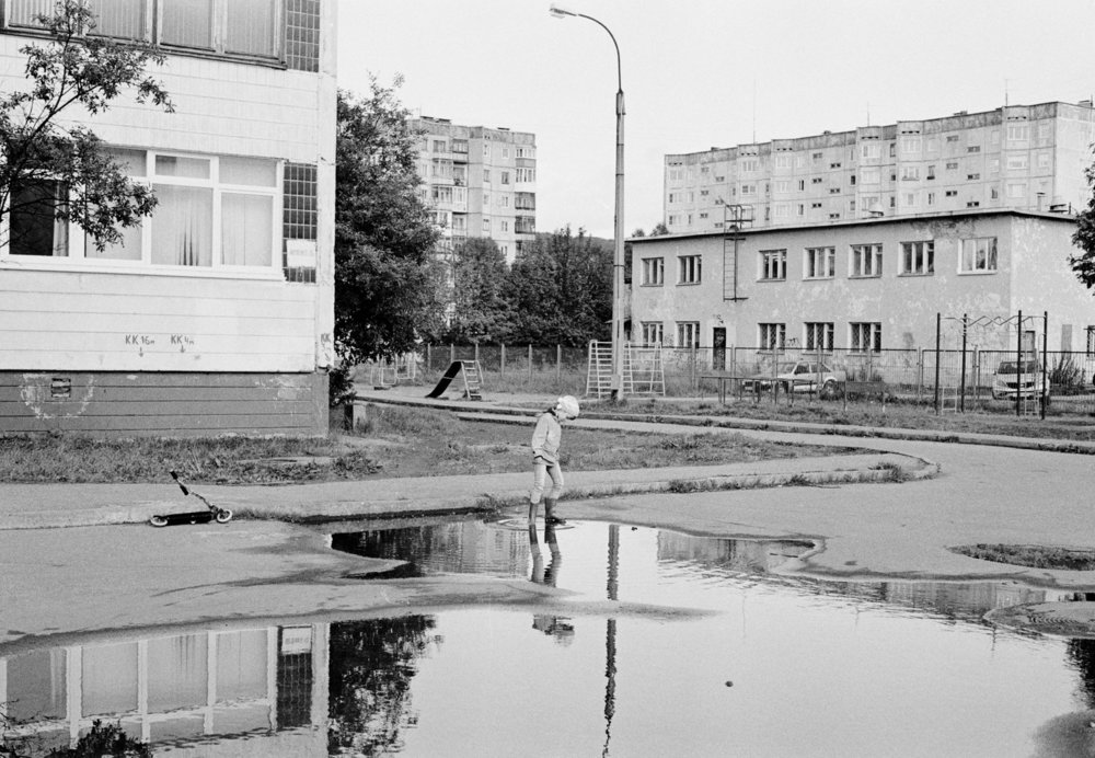 Murmansk, Russia - 'All I Had I Gave'