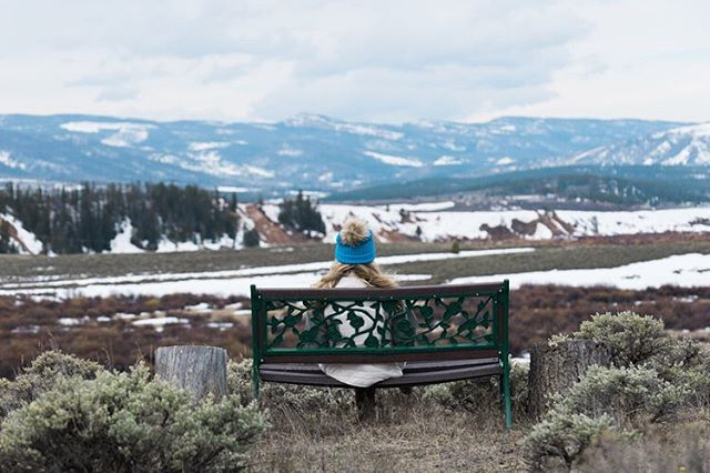 Wanna see some pictures of a state that has snow rn as you're sweating while drinkin' your mornin' coffee? On the blog this mornin'... the Colorful Colorado. Link in bio