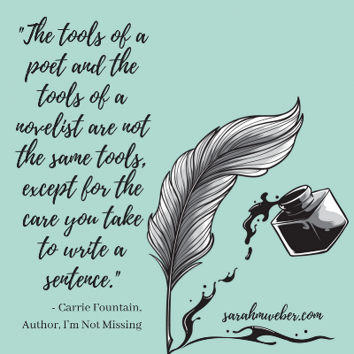 Carrie Fountain Poetry Quote.png