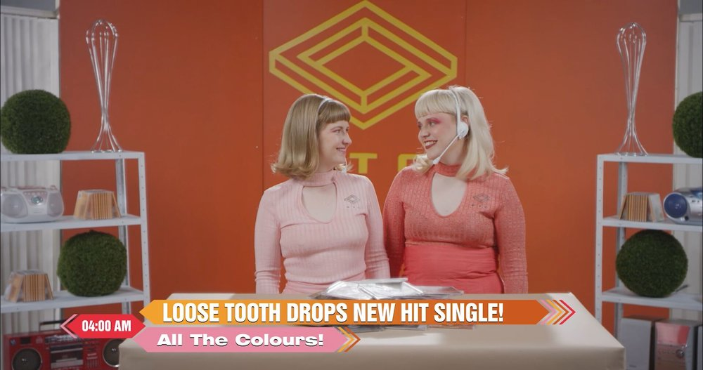 "Loose Tooth ""All The Colours Gone"" Music Video"