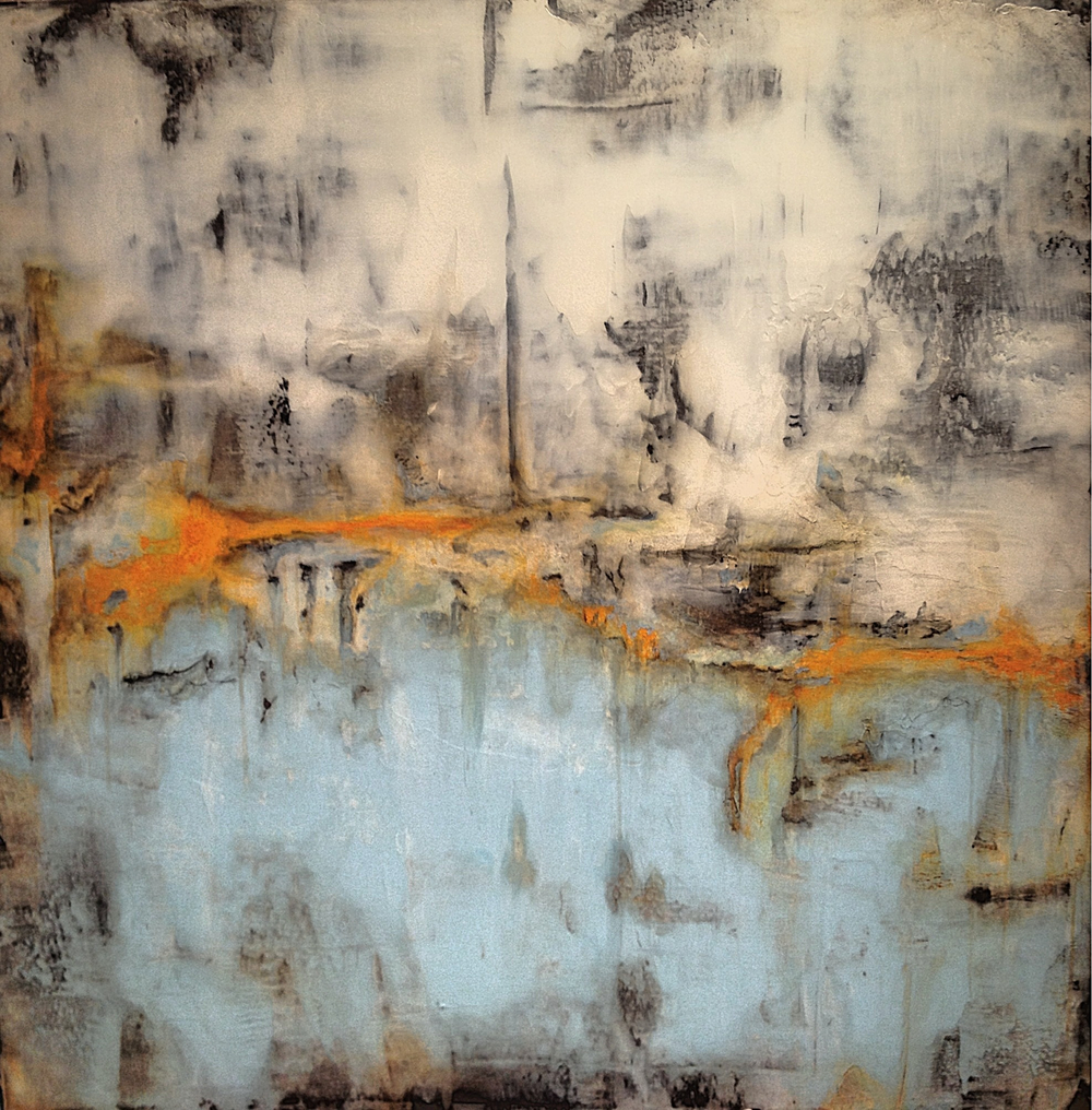 DENZ    •   48 X 48 INCHES