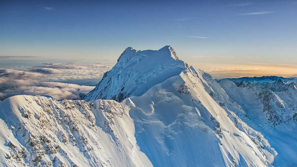 Summit Ridge, Aoraki-Mount Cook
