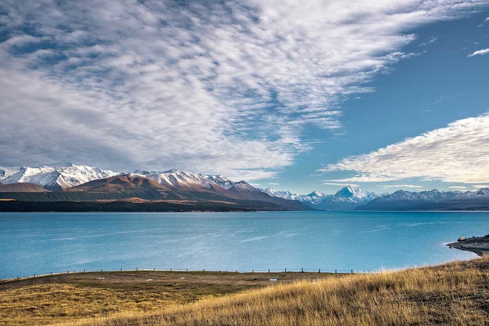 Lake Pukaki, Mackenzie Country