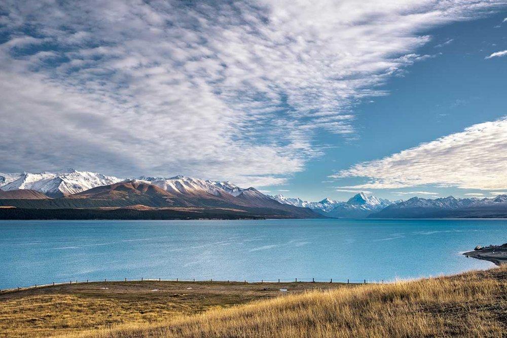 Lake Pukaki, Mackenzie Country
