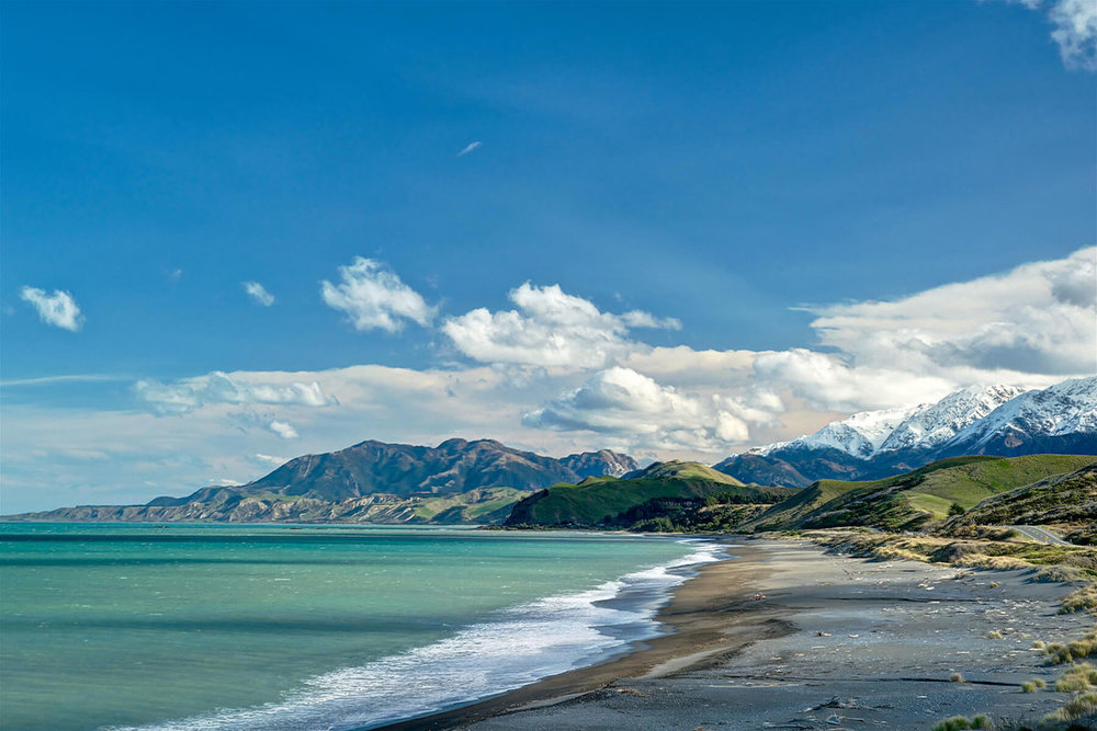 Kekerengu View, Kaikoura Coast