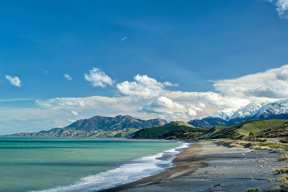 Kekerengu View, Kaikoura Coast