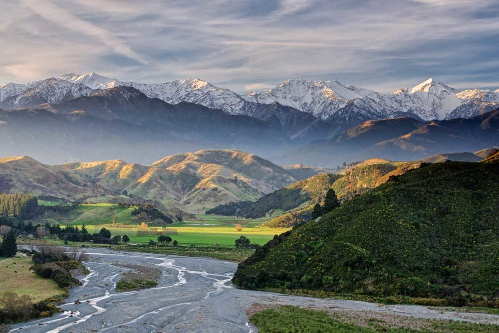 Kaikoura Ranges - Inland Road
