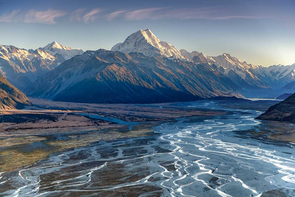 Heart of the Southern Alps