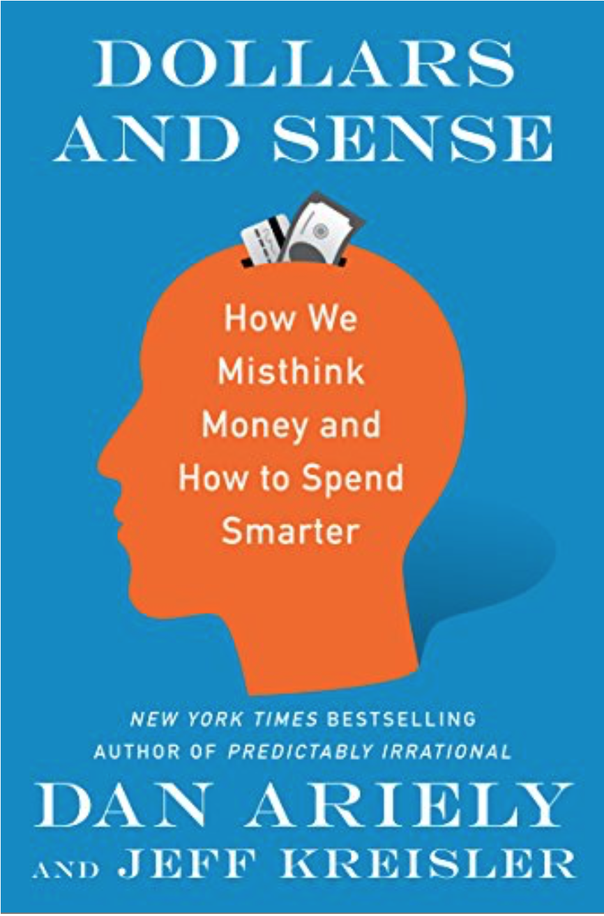 Dollars and Sense by Dan Ariely Book Review