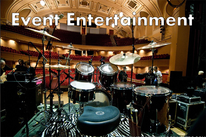 EFX provides professional entertainment event direction and services for any corporate situation - from a small room to theater presentation. Consult with us for your corporate party and event needs.