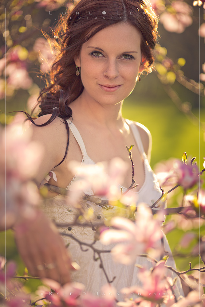 Photoshoot with Becky, Ottawa, Ontario, 3 May 2013.