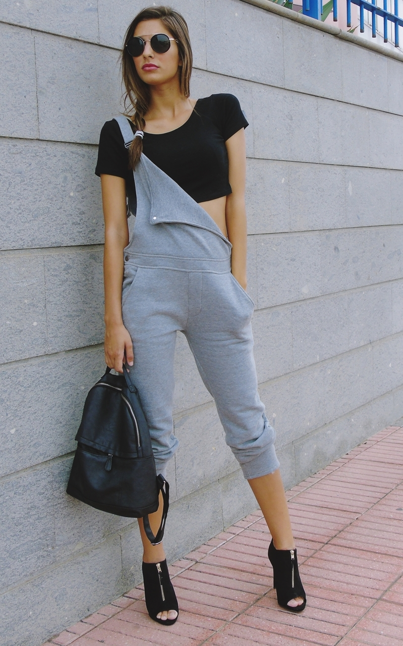 Comfy Overalls, Street Style