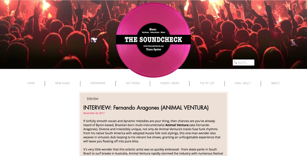 https://www.thesoundcheck.org/single-post/INTERVIEW-ANIMAL-VENTURA