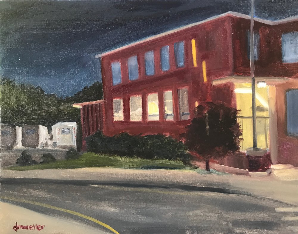 DURHAM POST OFFICE AFTER HOURS