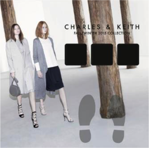 Floor Sticker Charles & Keith