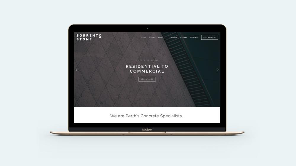 Goya Studio, Perth branding logo Design, website design, squarespace specialists.