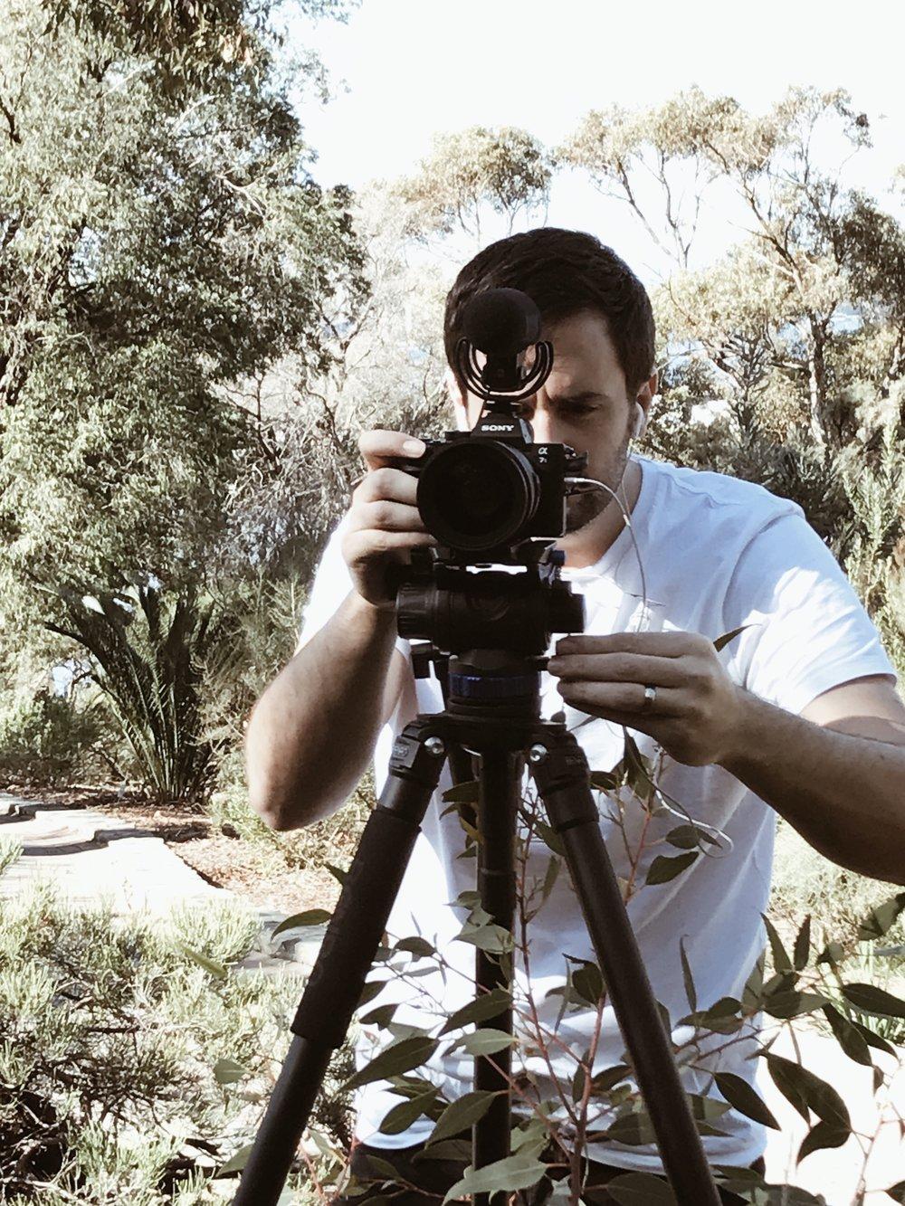 Ryan Lucas Goya Studio Filmographer Drone Specialist