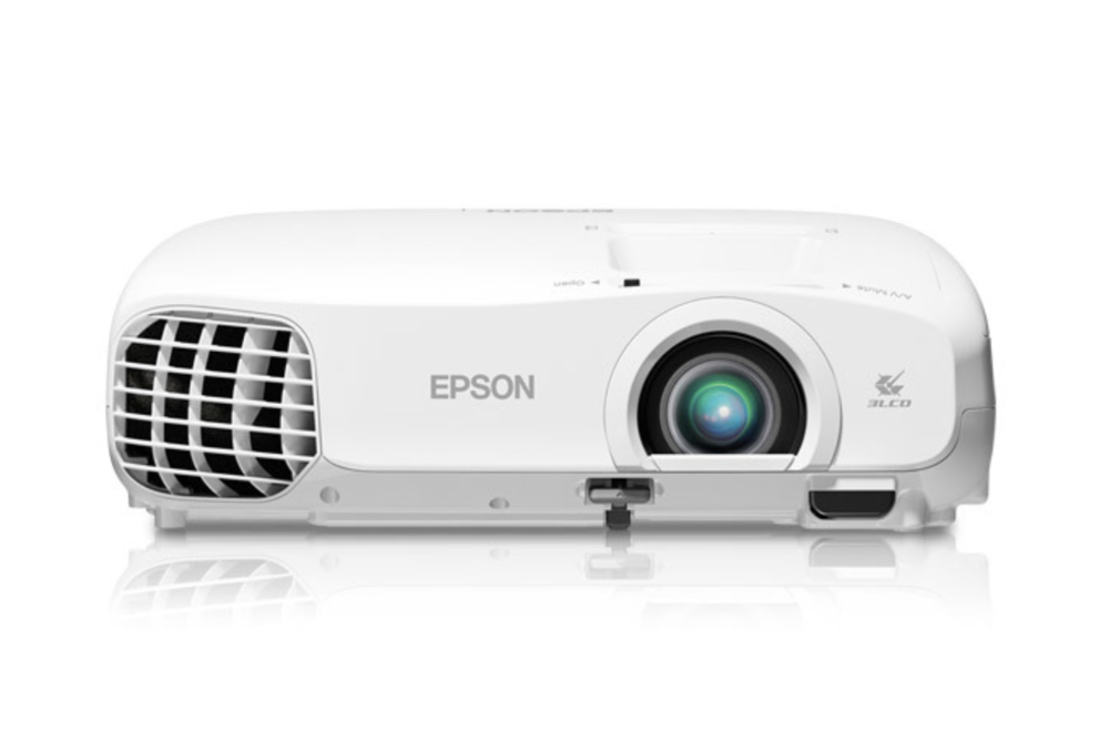 Projectors - Get your own. Don't rely on someone else's equipment. You want one with HDMI connections, not just VGA (old tech--low resolution image). Here are the basic features to look for:* HDMI connection* 1080 dpi resolution* Bright and Colorful: 1800 lumens* Epson is a great brand. Pictured here is a refurbished Powerlite Home Cinema projector with amazing performance priced at $540.00