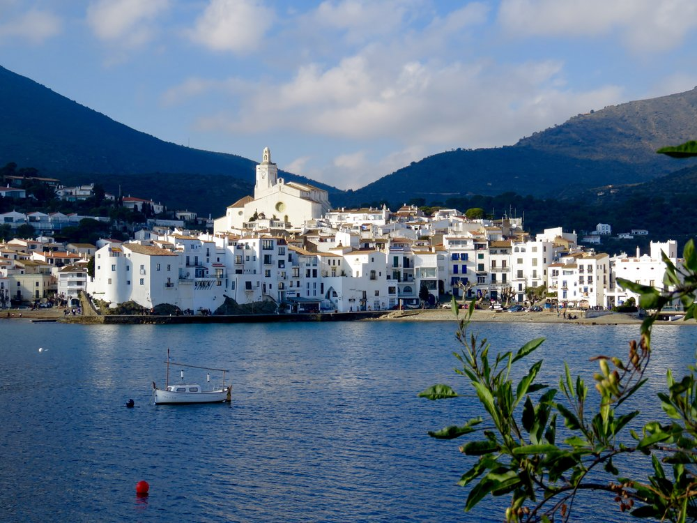 Cadaques, coastal town on the Costa Brava, Spain