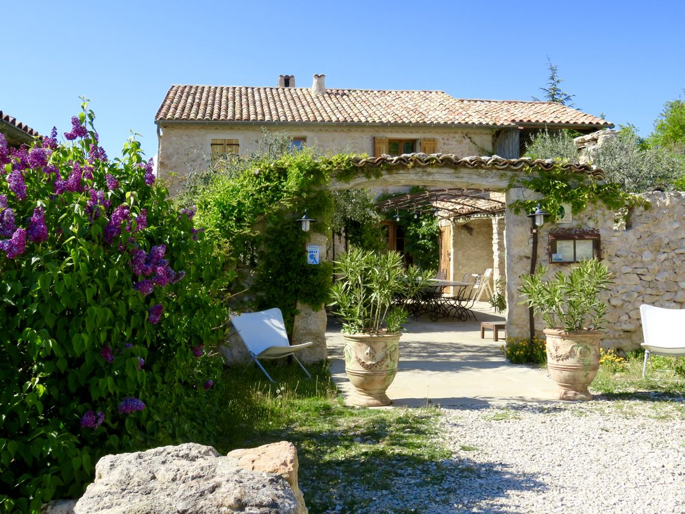 "Our Verdon home: Lovely ""Gite du Petit Ségriès"""