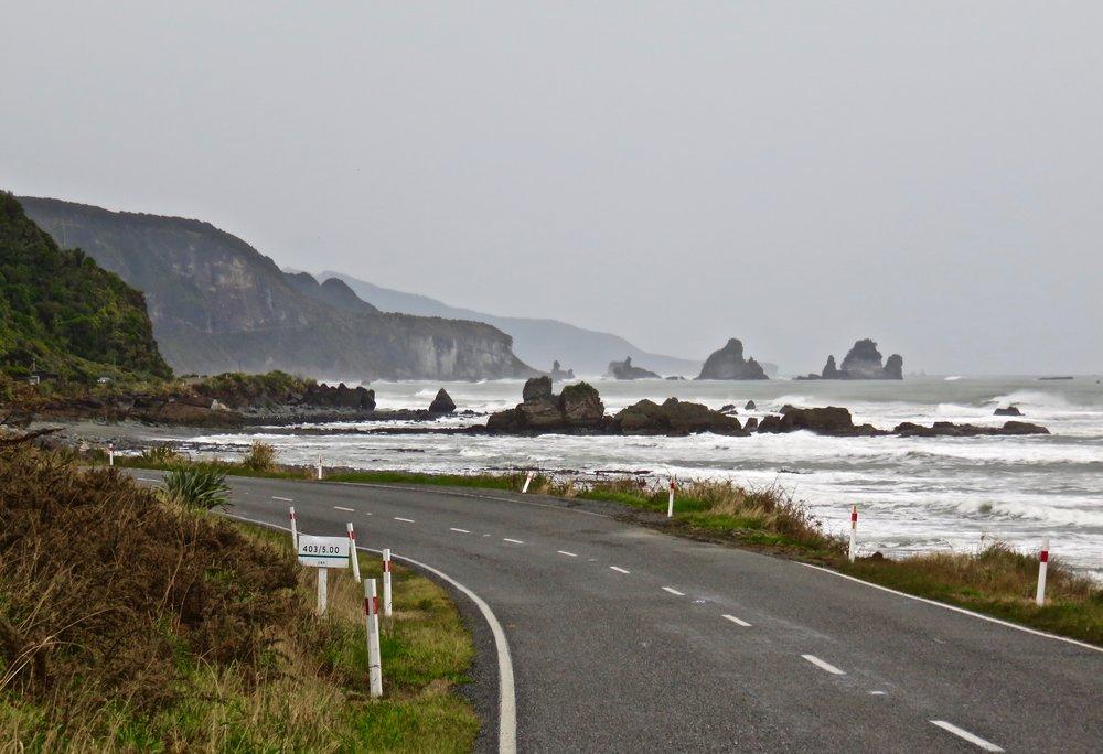 South Island's Wild, Wet, West Coast!