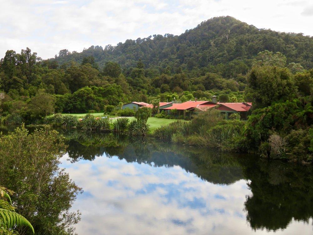 Gorgeous Lake Moeraki Wilderness Lodge