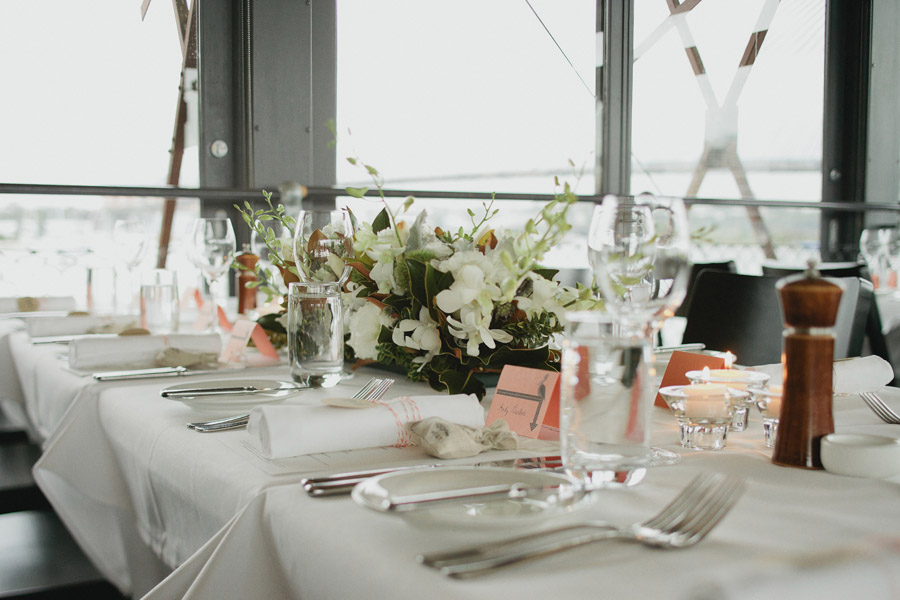 Weddings at The Boathouse on Blackwattle Bay