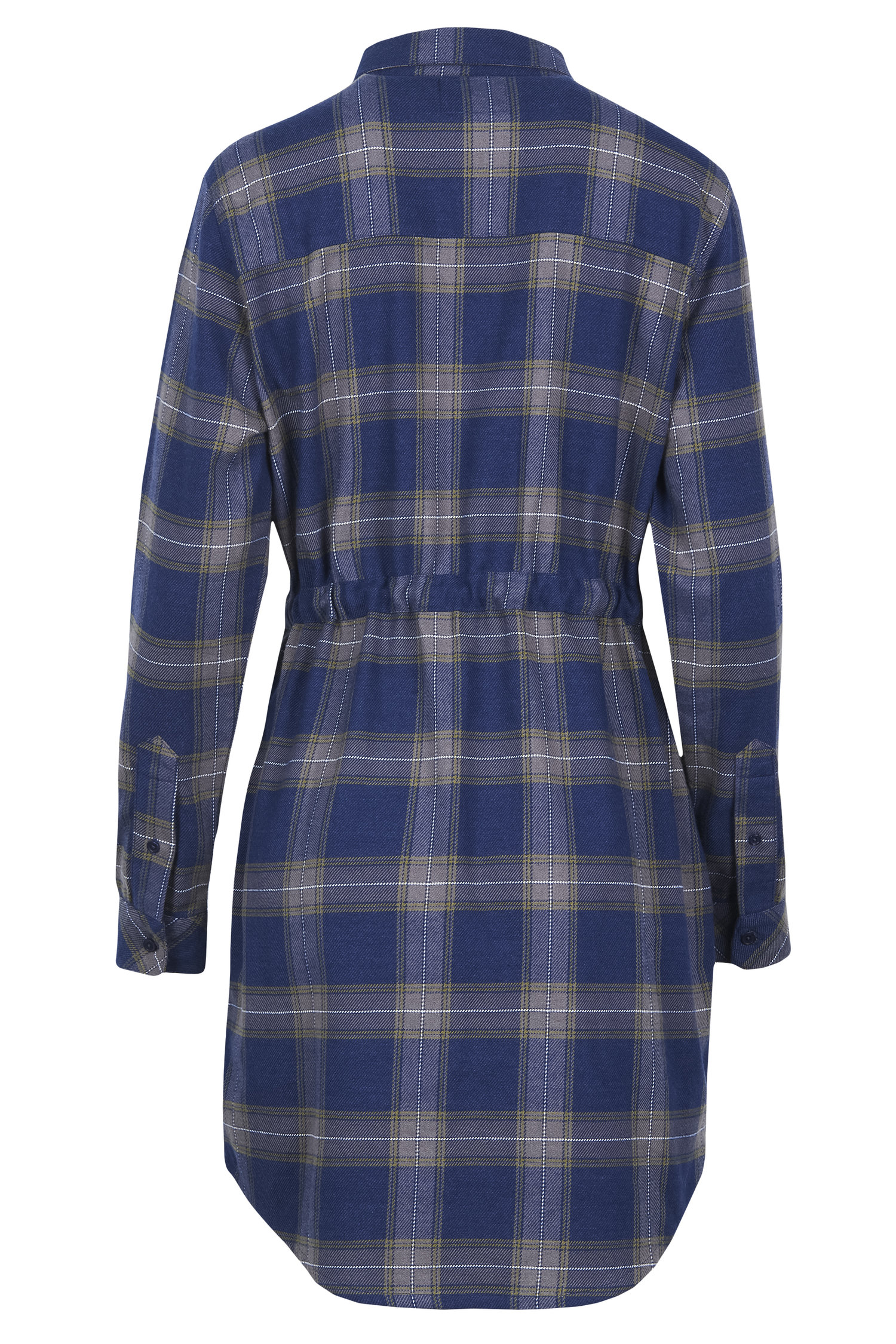 d3907ab04f United By Blue Moraine Flannel Dress — OUTSIDER