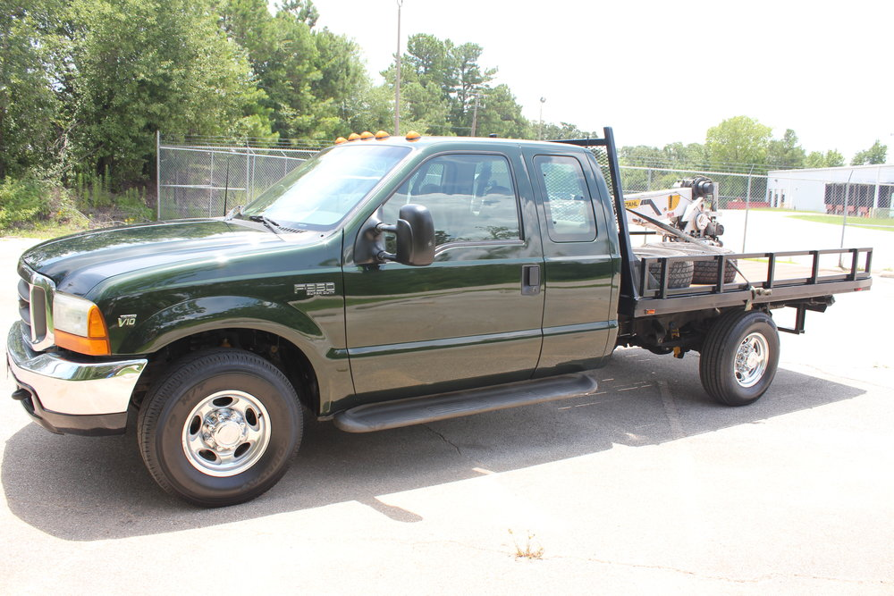 Truck, 2000 Ford F-350