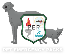 Pet Emergency Packs