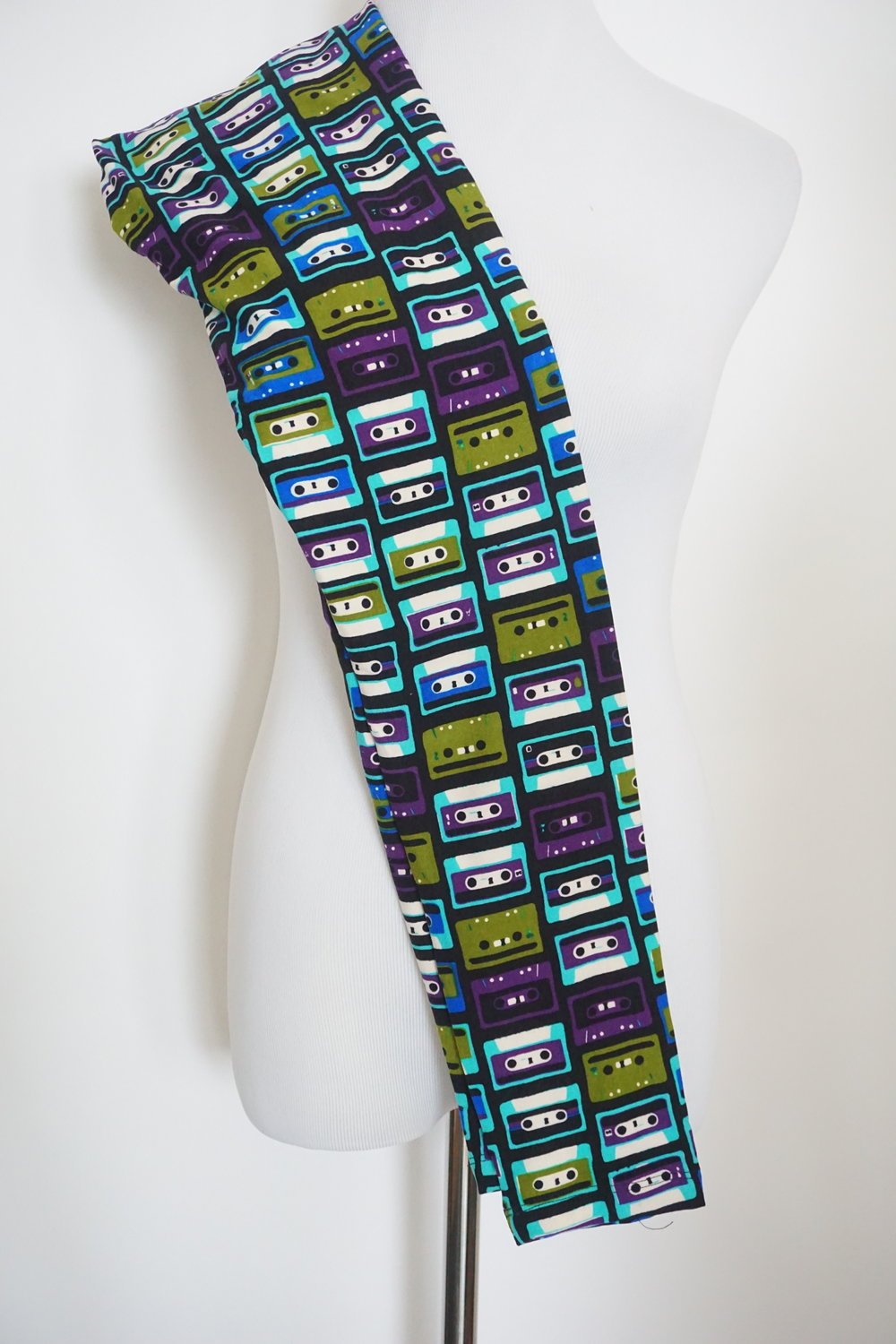 LuLaRoe Cassette Tape Leggings