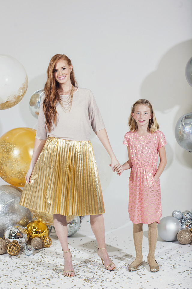 LuLaRoe Elegant Collection Mommy and Me