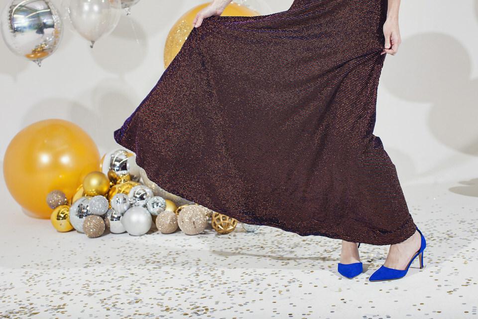 LuLaRoe Elegant Collection Shimmer