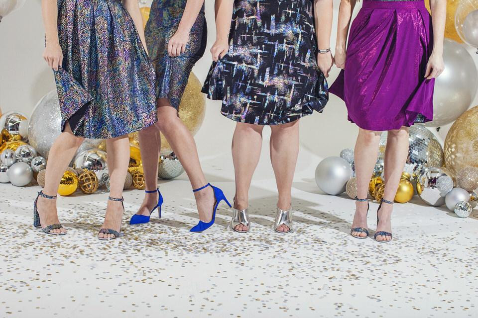 LuLaRoe Elegant Collection skirts