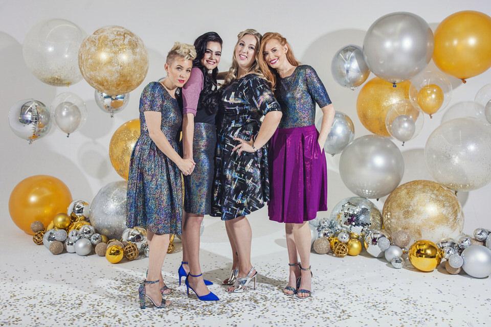 LuLaRoe Elegant Collection Group Shot 2