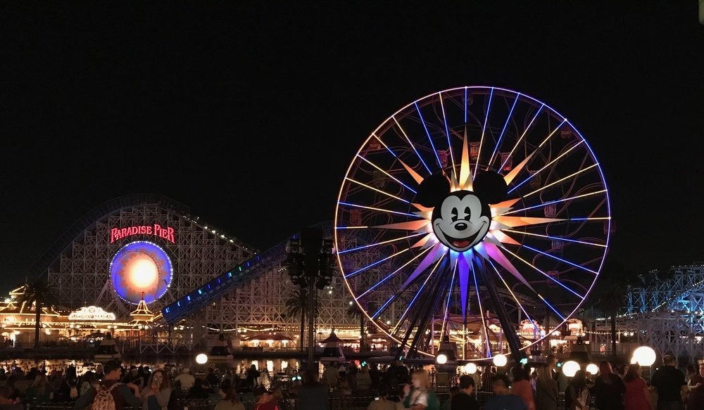 LuLaRoe at Disneyland