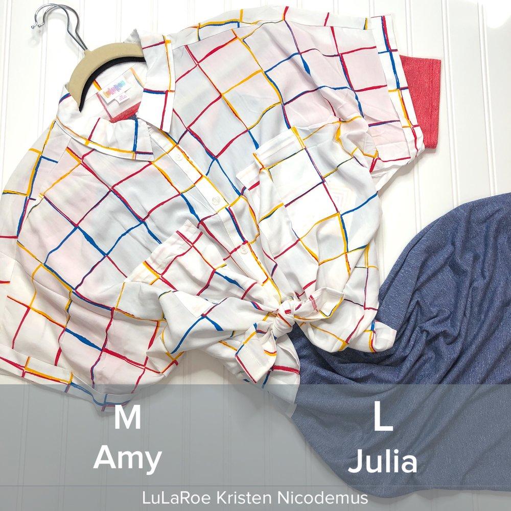 LuLaRoe Amy Styling 2