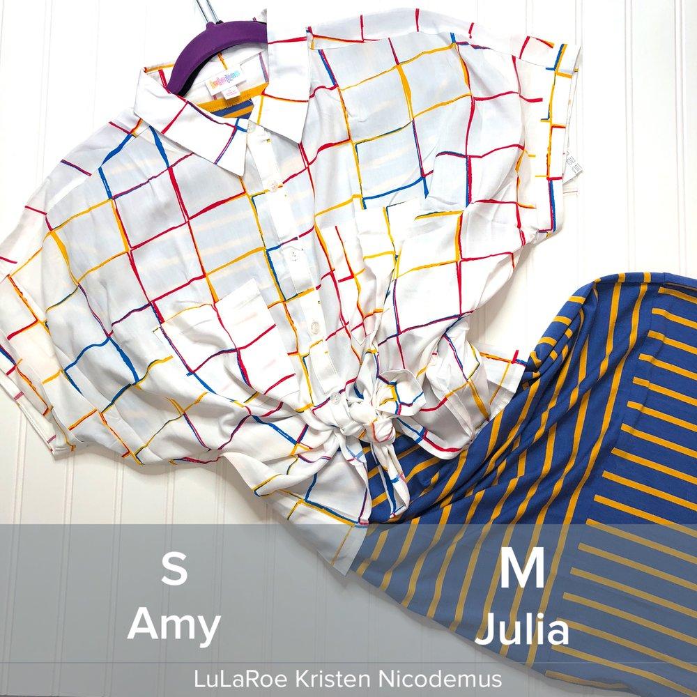 LuLaRoe Amy Outfit 4