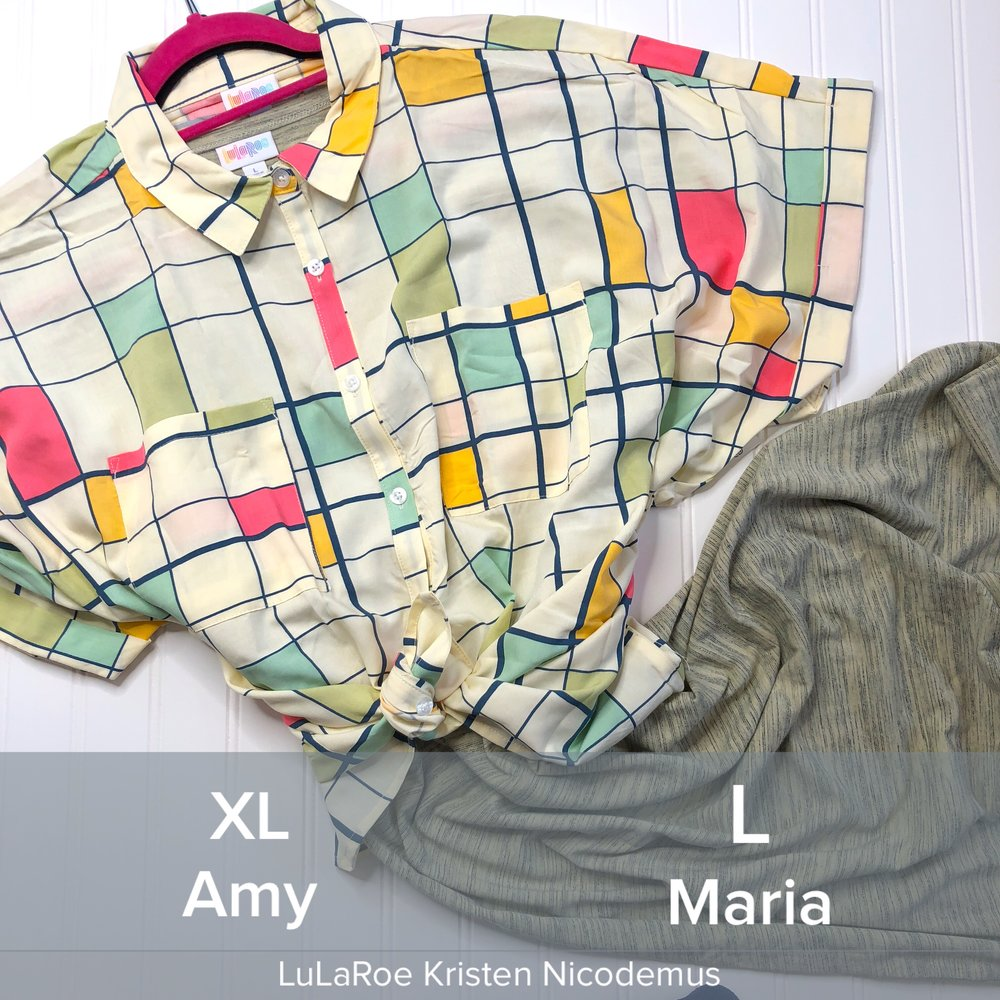 Amy Outfits LuLaRoe