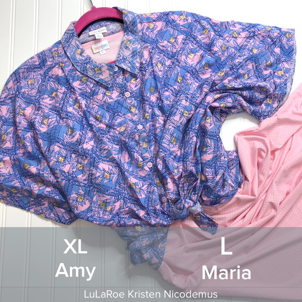 XL LuLaRoe Amy