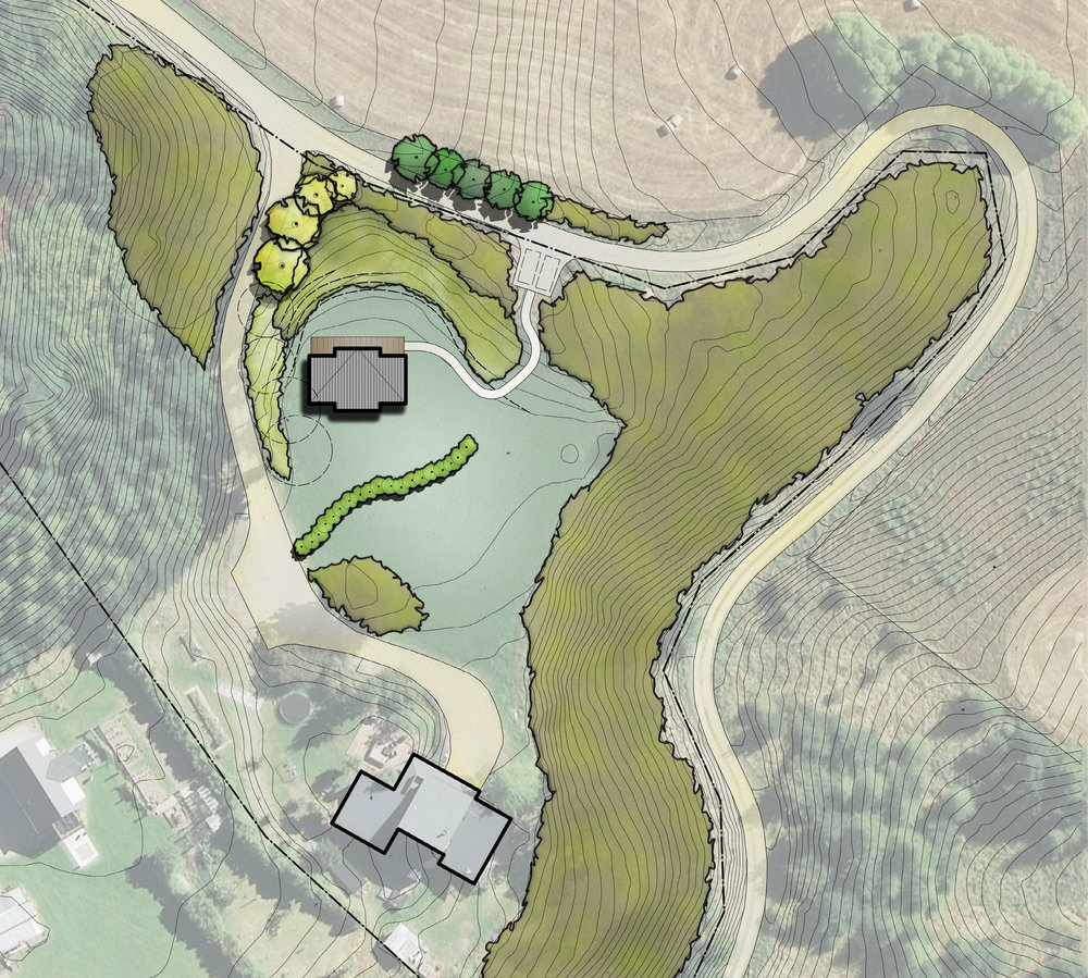 Proposed Dwelling - Arthurs Point, Queenstown