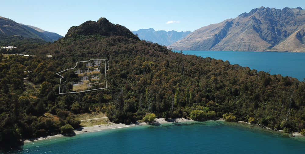 Lodge Concept - Bobs Cove, Queenstown