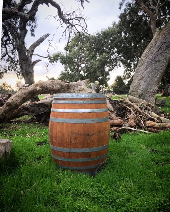 Wine Barrel  Qty- 10  $35 each