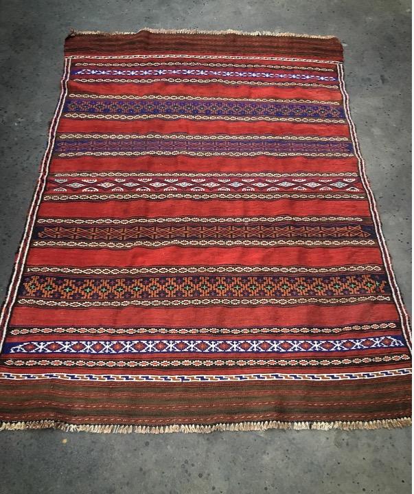 Tribal Kilm  1.8m x 1.3m  $45