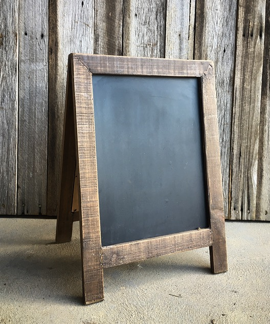 timber A frame blackboard.jpg