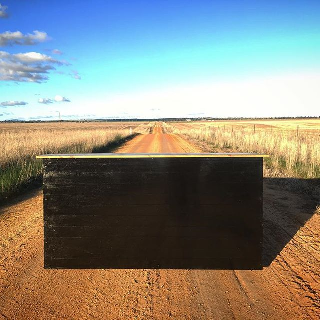 Black Bar   Available with timber OR black top  $140 for 1 OR $250 for 2.