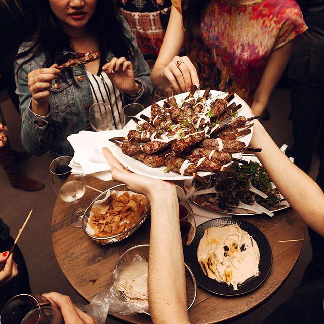 All the tastes of the Middle East at Old City! ⠀⠀⠀⠀⠀⠀⠀⠀⠀⠀⠀⠀ ⠀⠀⠀⠀⠀⠀⠀⠀⠀⠀ ⠀⠀⠀⠀⠀⠀⠀⠀⠀⠀⠀⠀ ⠀⠀⠀⠀⠀⠀⠀⠀⠀⠀⠀⠀ ⠀⠀⠀⠀⠀⠀⠀⠀⠀⠀ #middleeasternfood #food #sydney #fattoushsalad #foodandwine #cocktails #newtown #fortheloveoffood #foodgram #oldcitykitchenbar #sydneyeats #healthyfood #medditeraneanfood #fusioncuisine #foodstagram #sydneyfoodies #happyhour