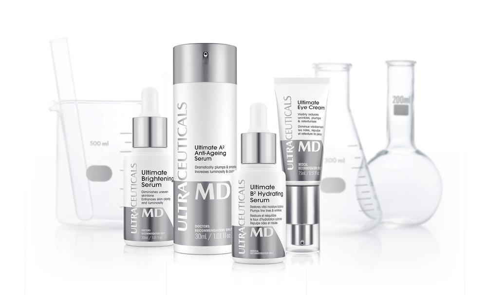 Ultra MD medical grade skincare at Dr.Salon Perth